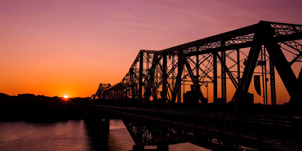Sunset Across the Alexandra
