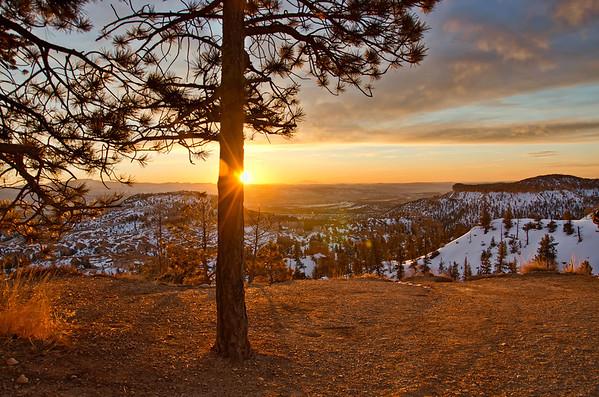 'Sunrise Point' ~ Bryce Canyon National Park, UT