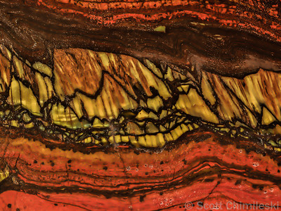 Australian Banded Iron Formation No, 1