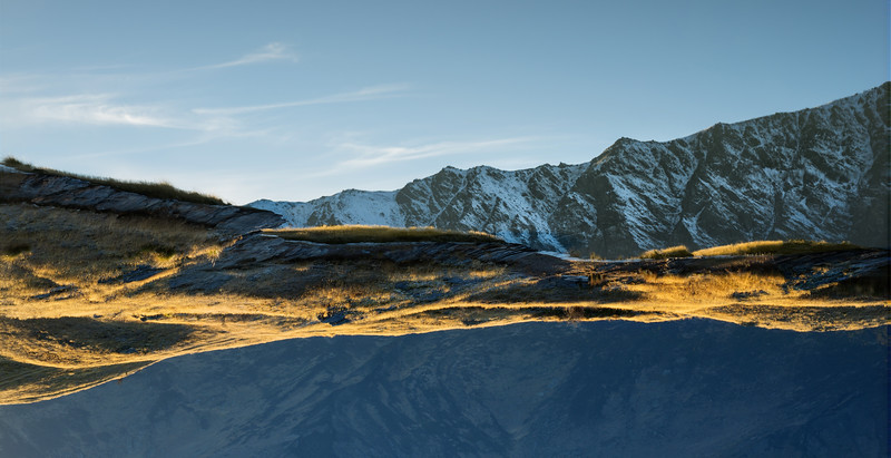 Morning Atop Deer Park Heights In Queenstown