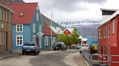 Isafjördur, Westfjorde - Island Isafjördur, Westfjords - Iceland   - mehr dazu im Blog: Island - 10 Tage, 10 Bilder