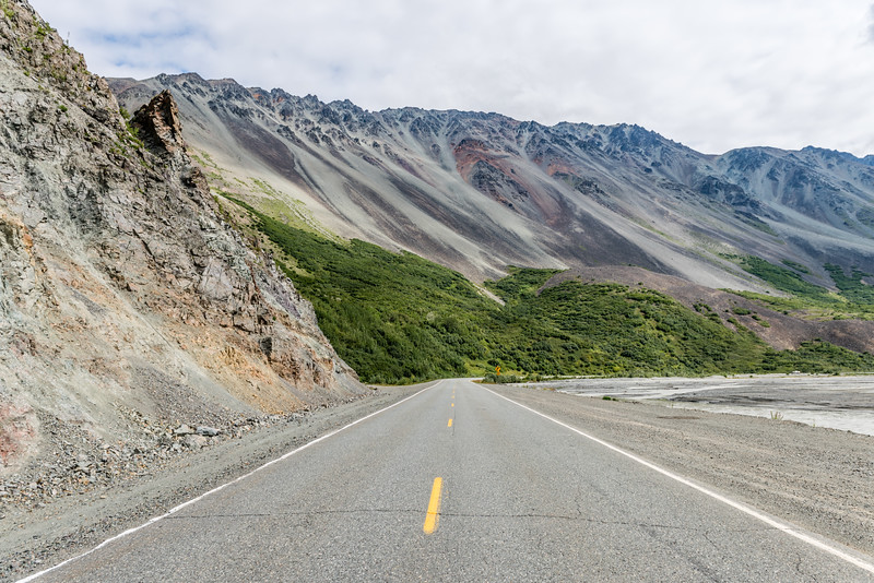 Alaska Range & the Richardson Highway