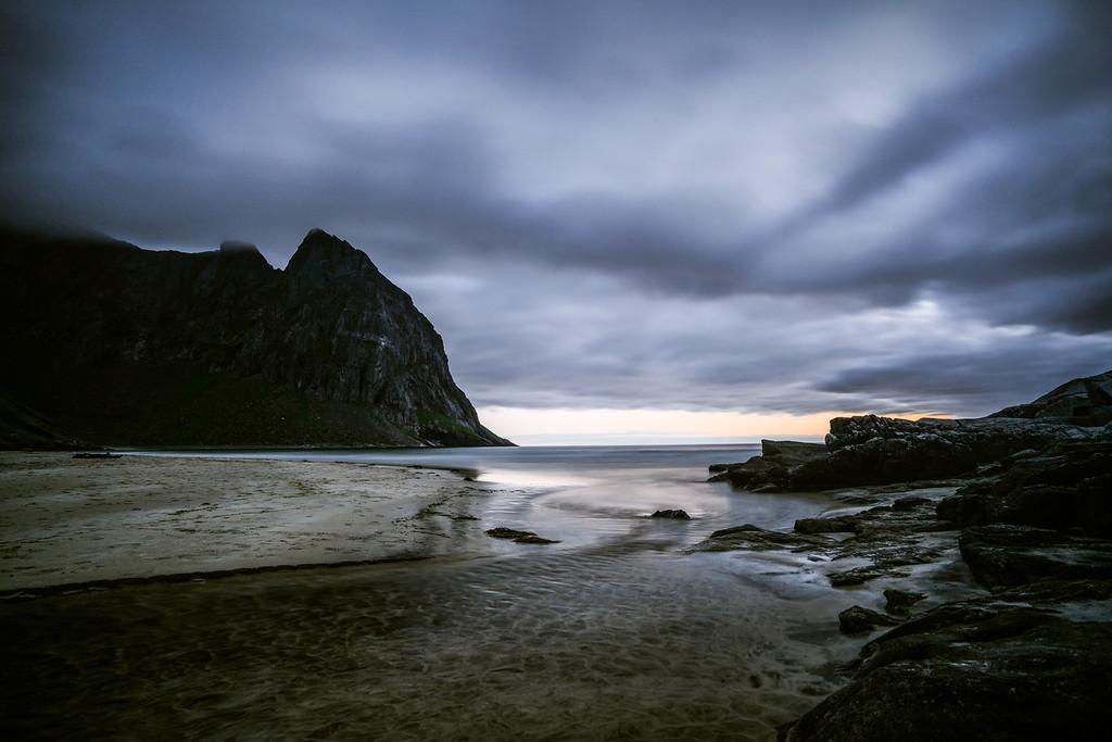 Kvalvika Beach