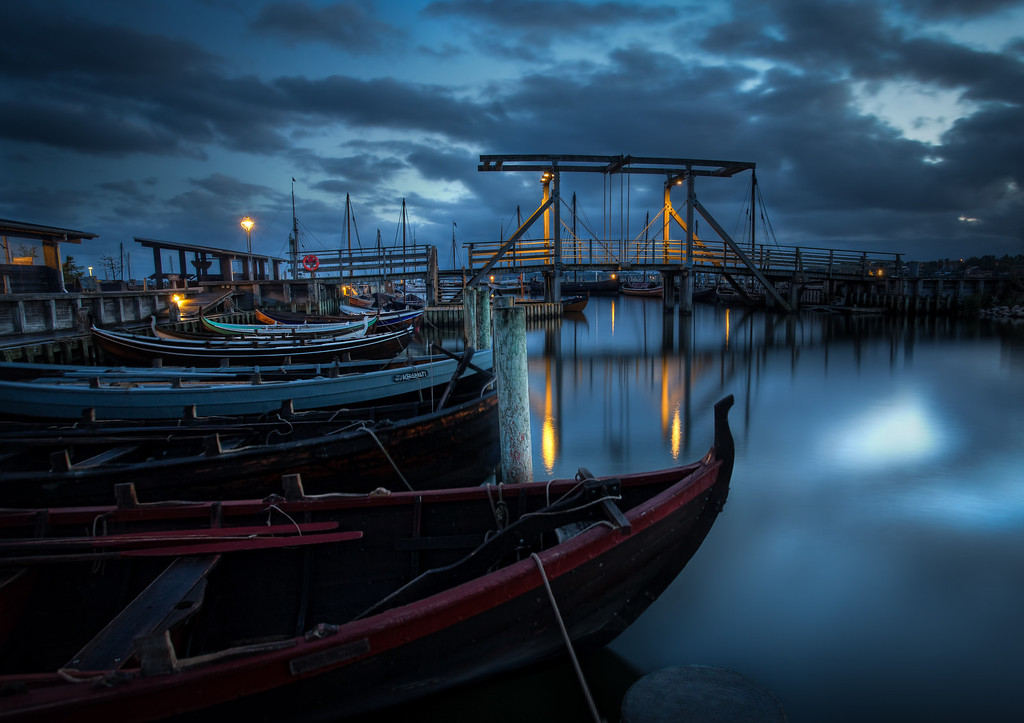 Harbour Bridge Roskilde