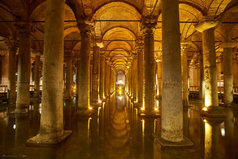 """""""Basilica Cistern, Istanbul"""""""