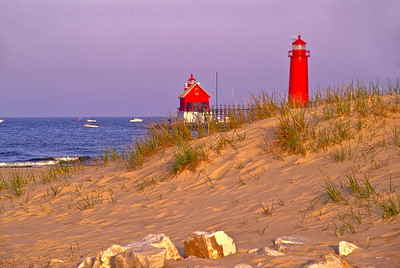Grand Haven in the Morning