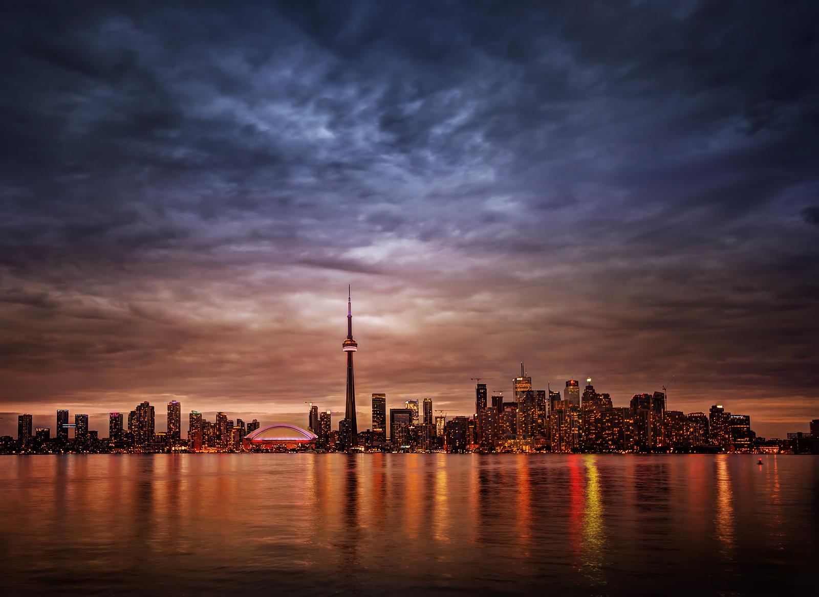 Great Night in Toronto