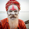 Sadhu (holy man), Varanasi