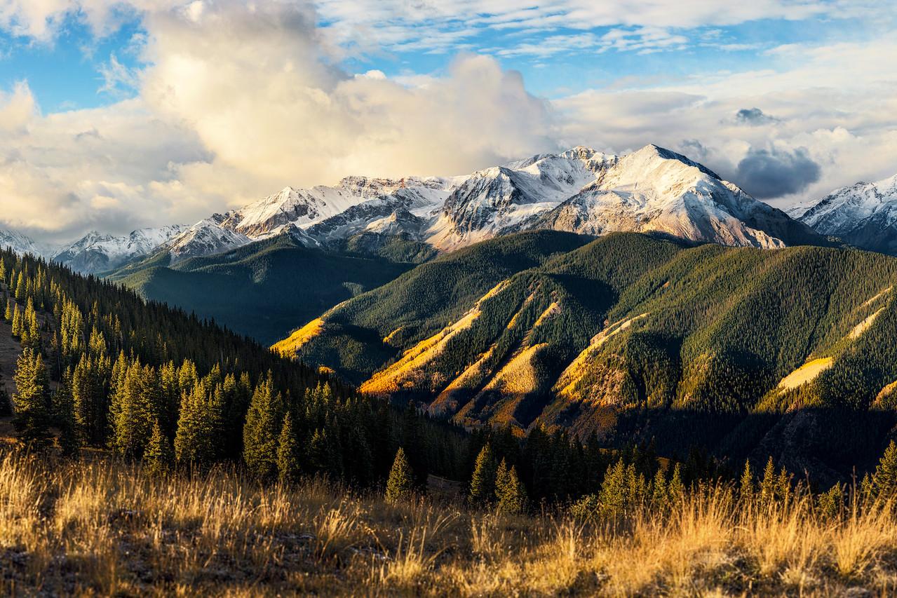 Fall near Aspen, Colorado