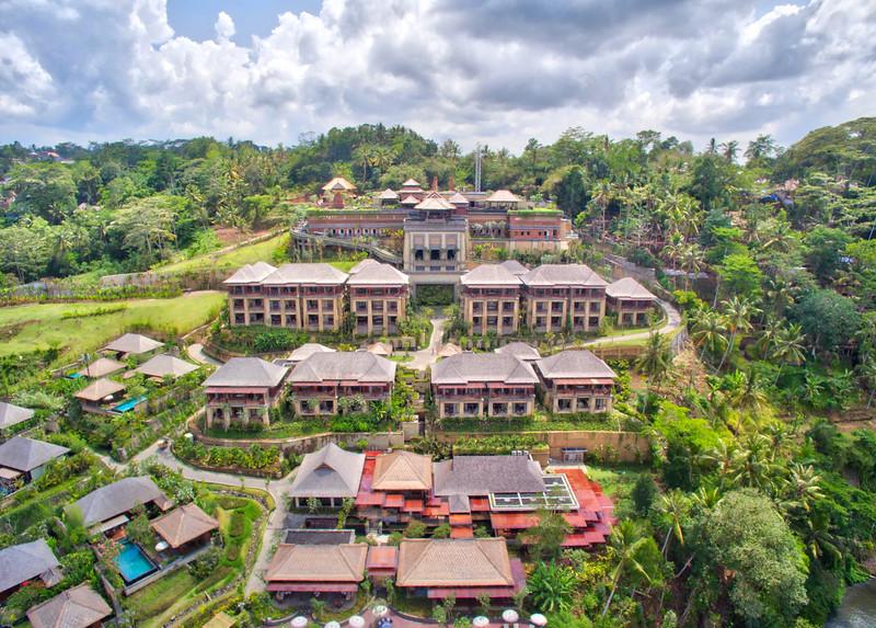 Mandapa in Bali