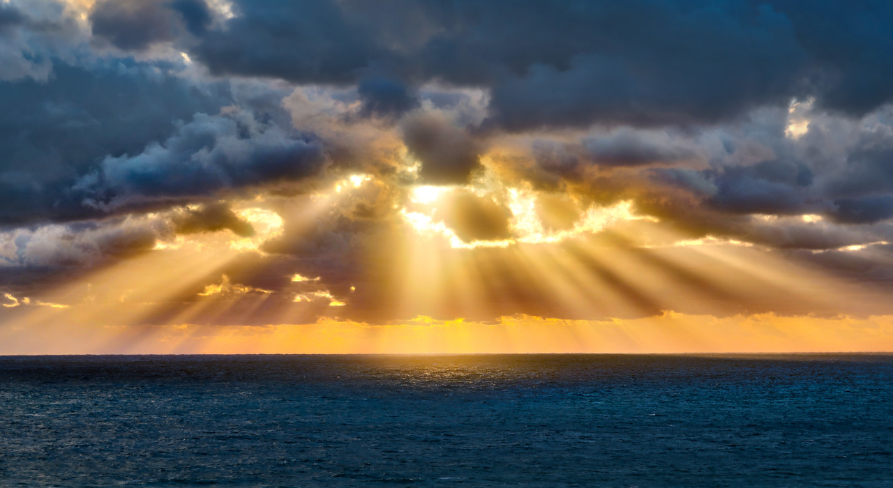 Sunrise In Fort Lauderdale