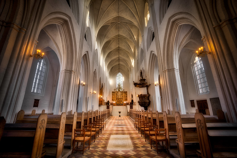 The Cathedral in Odense