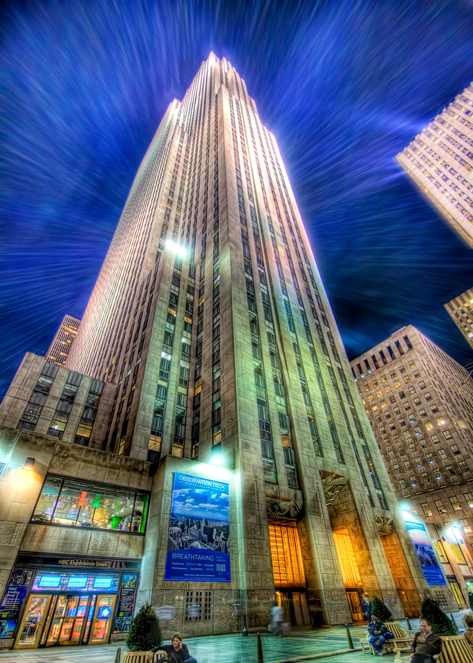 A New Photo of Rockefeller center So, a few days ago I received a letter from the Smithsonian saying that I have another one in the running for the 6th Annual Photo Contest!  Cool!  Two years ago, I had 2 winners in the 4th Annual Photo Contest , and one of those ended up hanging in the Smithsonian castle in DC.  I know a few of you out there got to see it on road trips – maybe we can make another pilgrimage this year!.  I didn't win anything last year in the 5th annual contest…  It was a bad year for me, what can I say?- Trey RatcliffClick here to read the rest of this post at the Stuck in Customs blog.
