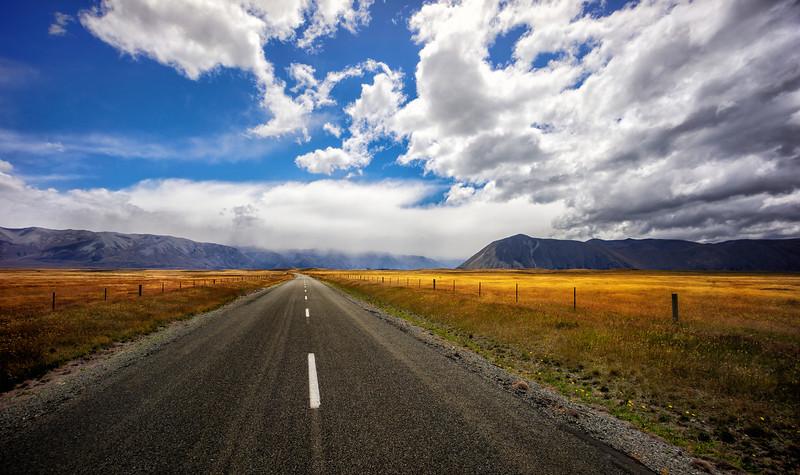 A One-Man Roadtrip