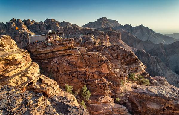The Mountains of Petra, Jordan