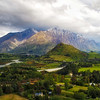 The Rolling Green Spring Of Queenstown