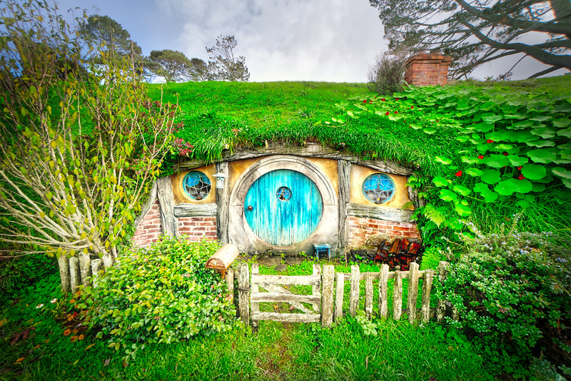 Another Little Hobbit Hole