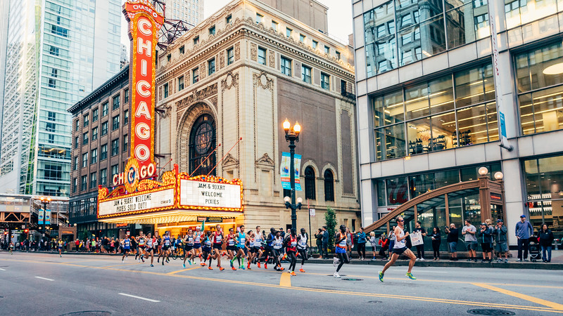 2017 Chicago Marathon - Elite Athletes