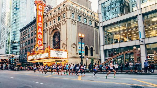 2017 Chicago Marathon - Elite Athletes