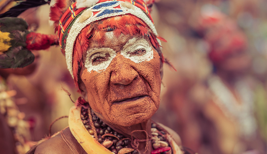 People Of Papua New Guinea Part 17