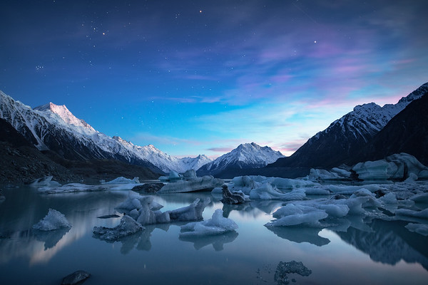 Once Upon A Star || Tasman Lake
