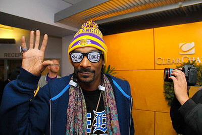 Artist Snoop Dogg