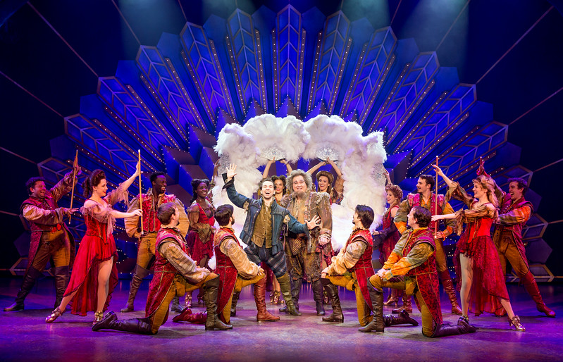"""Something Rotten"" / First National Tour 2017"