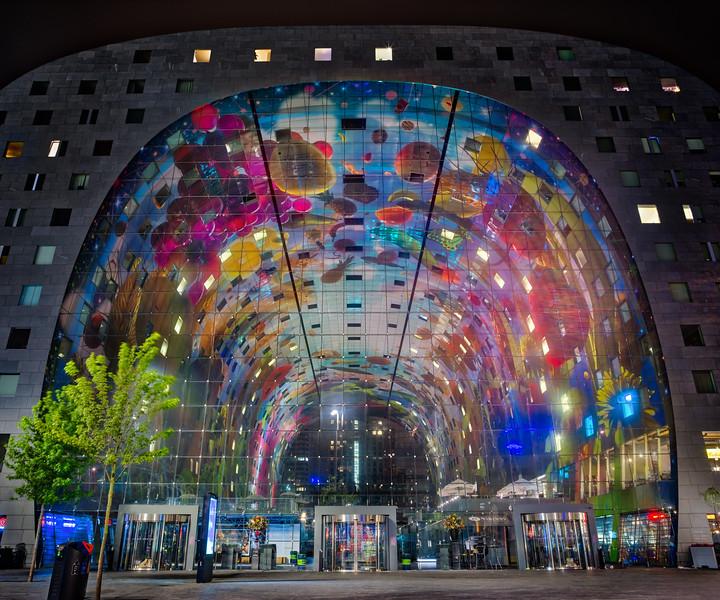 Adventuring In Rotterdam