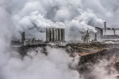 Reykjanes Power Plant