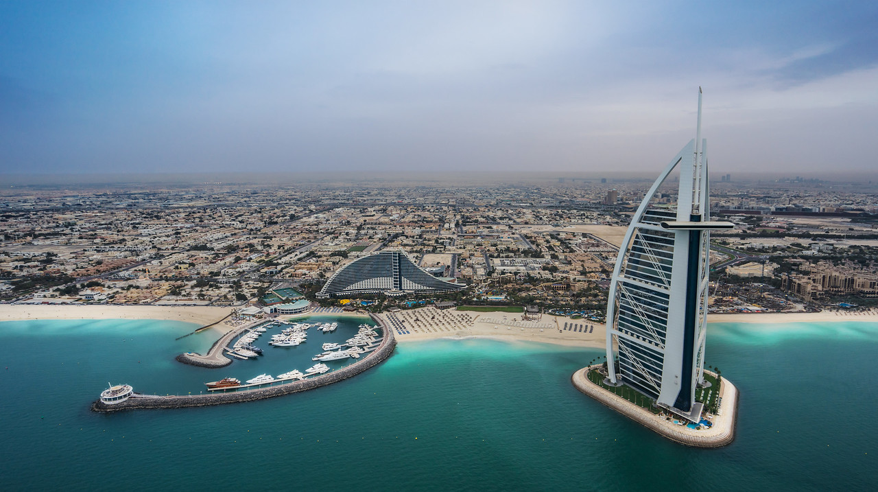 The Beaches Of Dubai