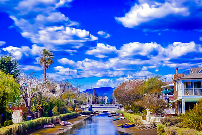 Venice Canals HDR