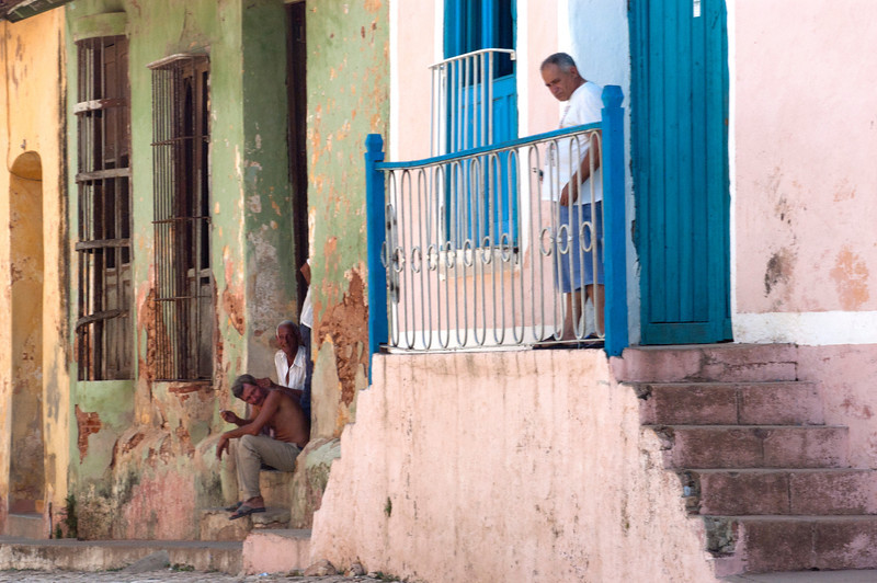 Four Trinidadians