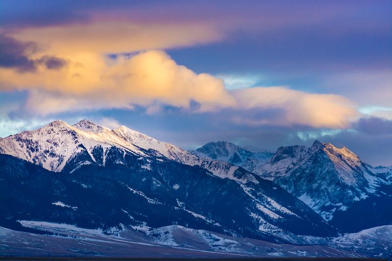 No Man Peak, Madison Range, MT
