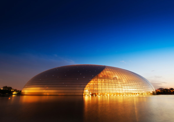 """The Resting Egg National Centre for the Performing Arts in China is one of the easiest AND most challenging things to photograph. This is an interesting duality, I think. Obviously, it's a beautiful structure, and it's easy to access and circumnavigate, but that is not the """"easy"""" that I mean. I suppose it's easy because it's hard to take a bad picture of the the structure. The challenging bit is doing something very interesting. And that comes with the use of light and composition. I have hundreds of photos of this thing — and the challenging part to me is picking """"the most interesting"""" — it's a fun task that never gets old!- Trey RatcliffClick here to read the rest of this post at the Stuck in Customs blog."""