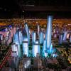 The Glow of Beijing