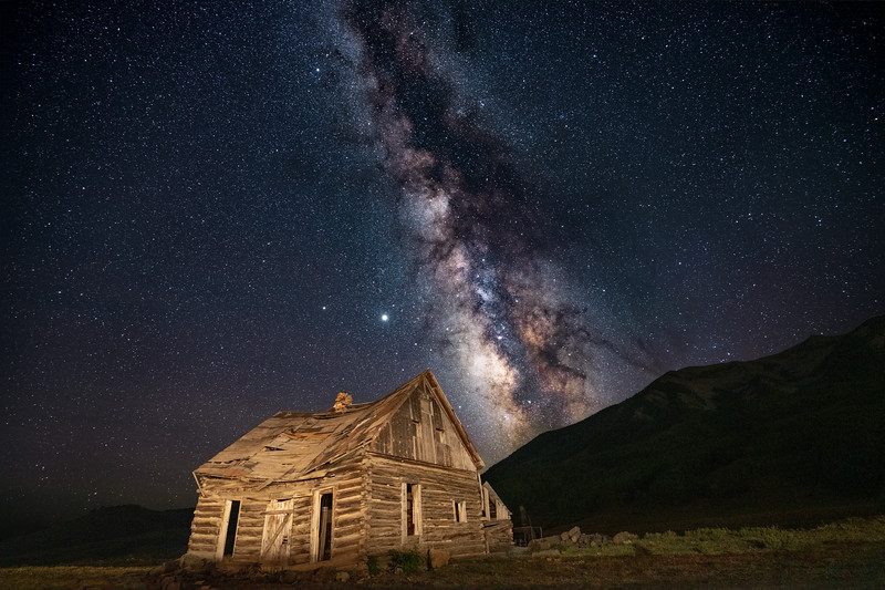 Abandoned Milky Way