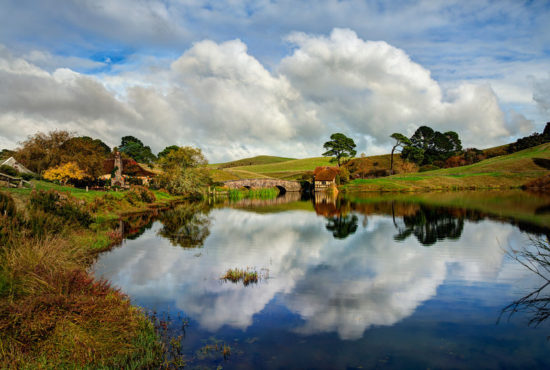The Clouds Of Hobbiton