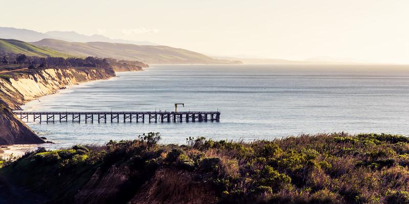 Gaviota Shore Endless View