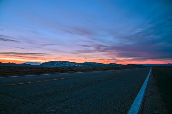 '191 Sunrise' ~ Rural Utah