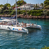 Catamaran Excursion is Ending
