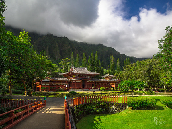 The Windward Temple