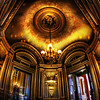 "<h2>The Mysterious Places of Paris</h2> <br/>Isn't this room amazing? It's not in the main part of the Paris Opera House, but it had the most ornate and Inception-esque room I've seen in a while. I took this photo while in the middle of experimenting with the Nikon fisheye lens. It seemed to fit the bill for these ornate grand locations that are still in a relatively confined space. <br/><br/>- Trey Ratcliff<br/><br/><a href=""http://www.stuckincustoms.com/2012/11/28/new-nikon-fisheye-review/"" rel=""nofollow"">Click here to read the rest of this post at the Stuck in Customs blog.</a>"