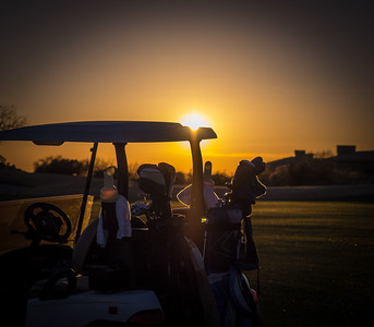 Sundown for Golfers