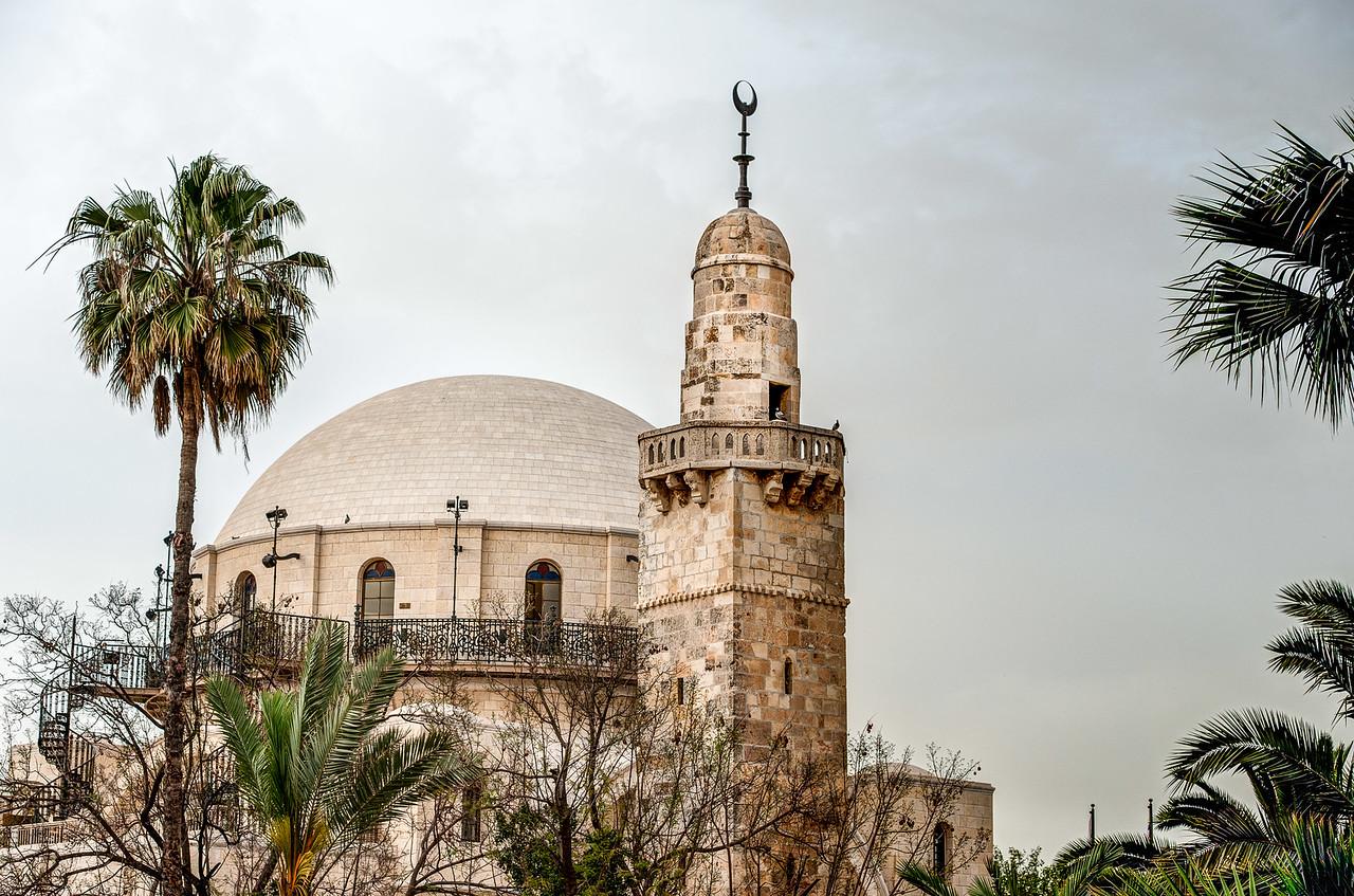 Jerusalem City Masque