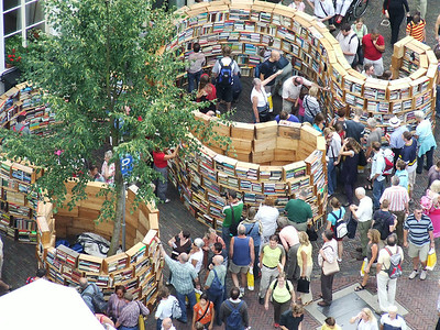 18e Deventer Boekenmarkt 2006