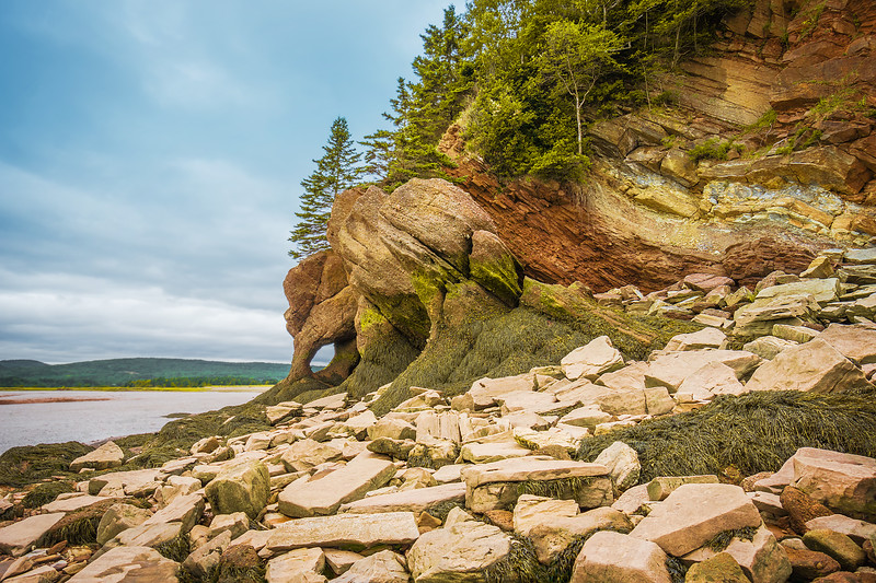 Travel_Photography_Blog_Canada_New_Brunswick_Hopewell_Rocks_Arch