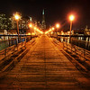 "<h2>The Long Dock</h2><br/> On one of my final nights in San Francisco, I walked out on the dock off the Embarcadero to see what I could see.  There were nice views in every direction, and one of the best was looking straight back up the dock at the Transamerica building.<br/><br/>This wide-angle 14-24 lens is one of my favorites, but it does have one little problem that can also be an advantage.  It takes whatever is in the center of the frame and makes it quite small.  The opposite of that happens on the edges, where things get quite spread out.  So, I did that little trick here to help the Transamerica building to seem a bit taller.<br/><br/>- Trey Ratcliff<br/><br/><a href=""http://www.stuckincustoms.com/2012/04/12/the-long-dock/"" rel=""nofollow"">Read the rest of this entry at the Stuck in Customs blog</a>"