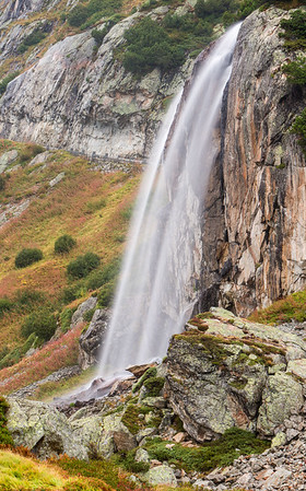 Switzerland Waterfall