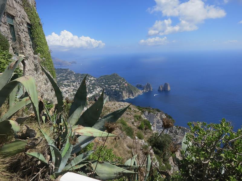Top of Capri