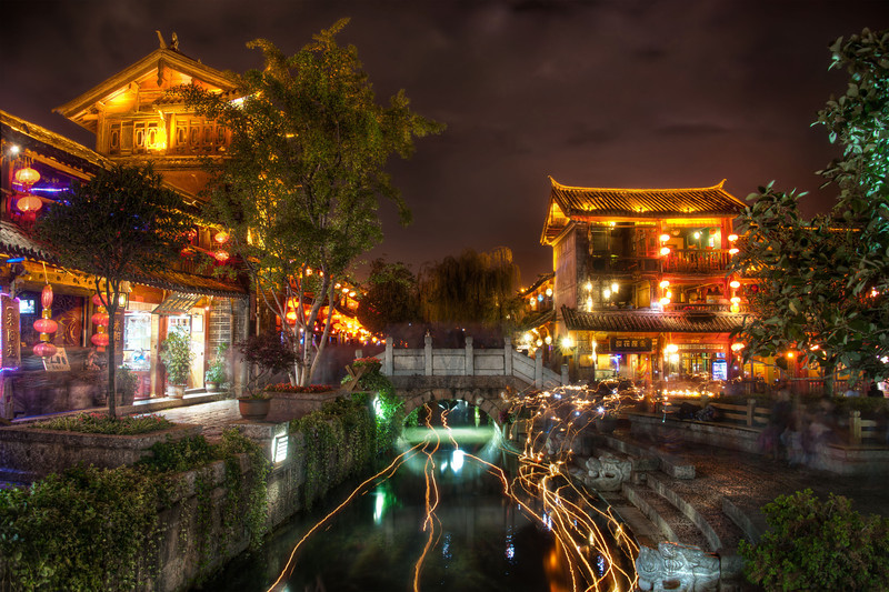 The Ancient Town of Lijiang